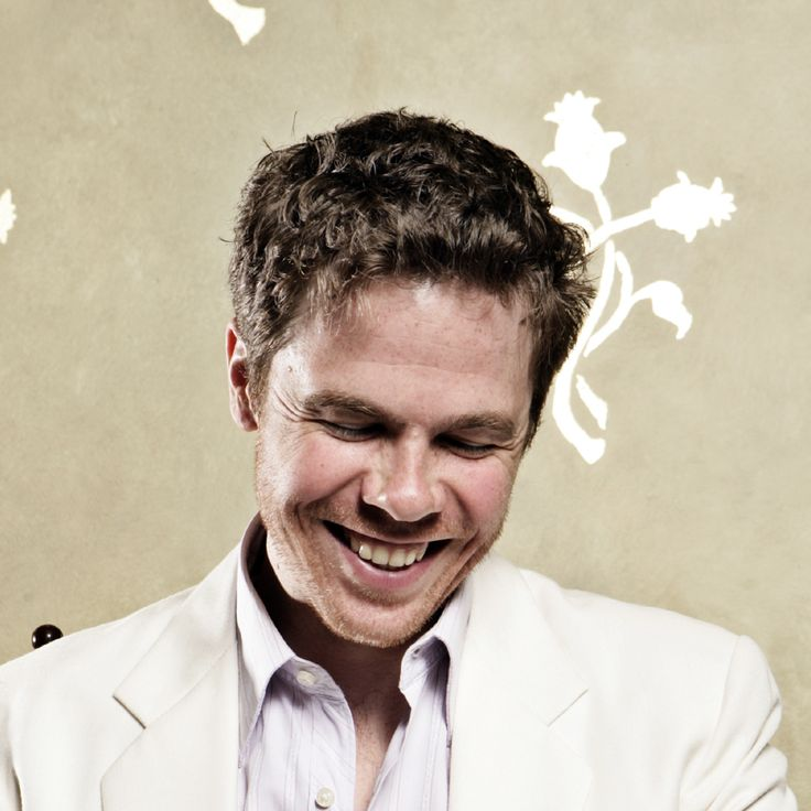 Josh Ritter...wonderful writer, singer, and very personable!