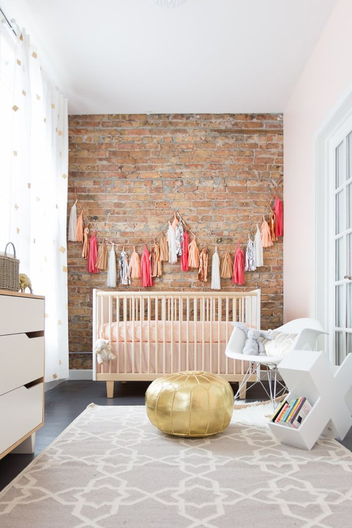 8 Modern Nurseries That Will Have You Paring Back Your Baby