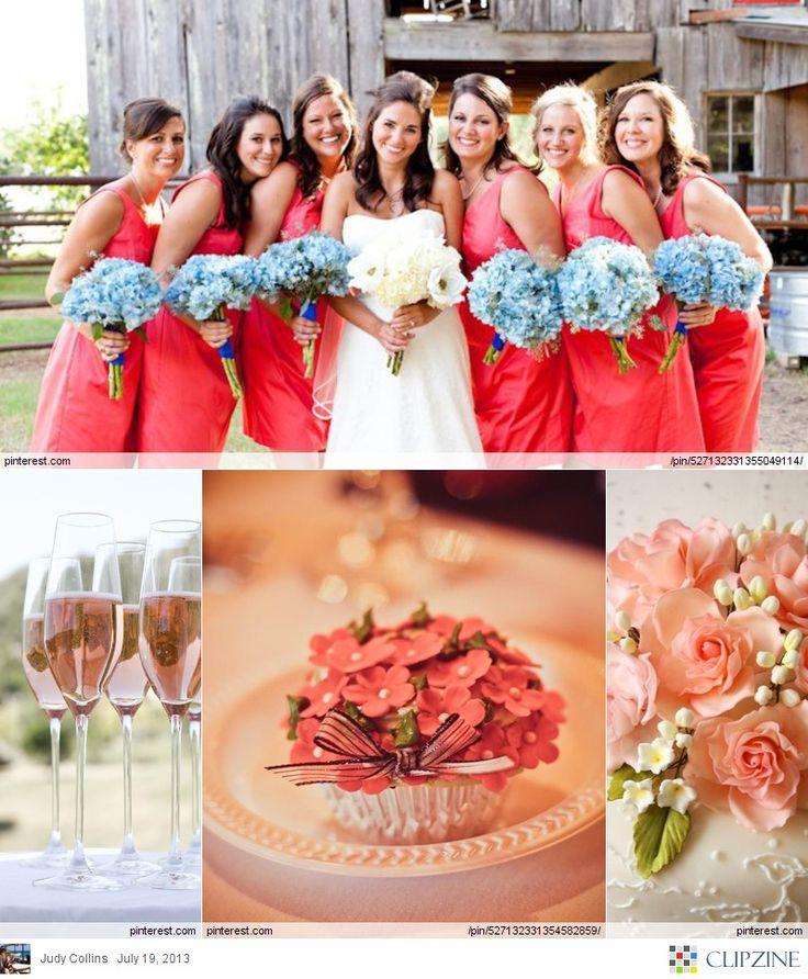 Coral weddings bodas pinterest boda de ensue o y boda for Bodas de ensueno