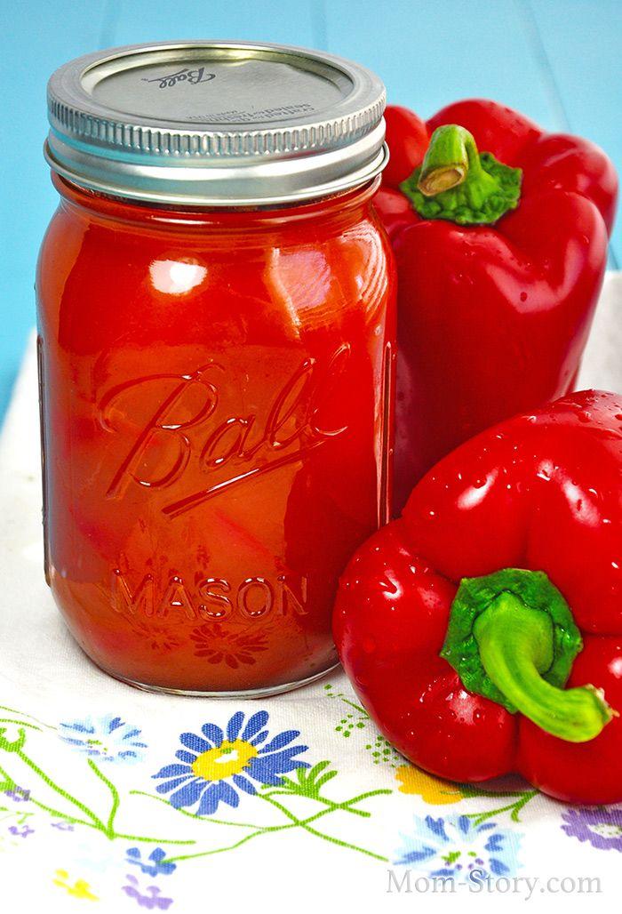 Лечо в томатном соусе - Mom Story
