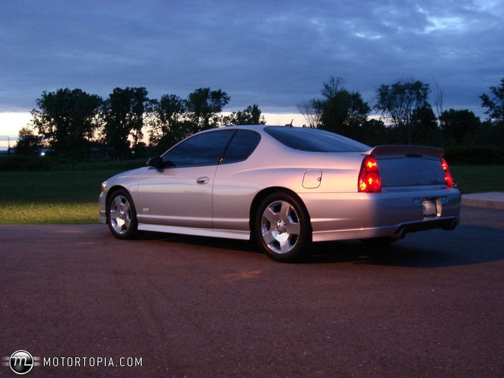 Photo of a 2006 Chevrolet Monte Carlo SS (Monte Carlo SS)