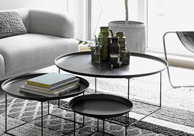 Nesting coffee table inspiration