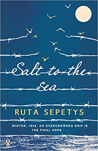 Salt to the Sea: Amazon.co.uk: Ruta Sepetys, Matt Jones: 9780141347400: Books