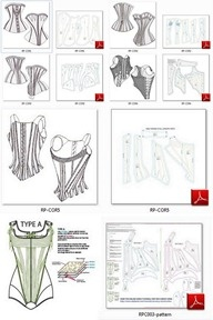 Free costume patterns - Diary of a Renaissance Seamstress.