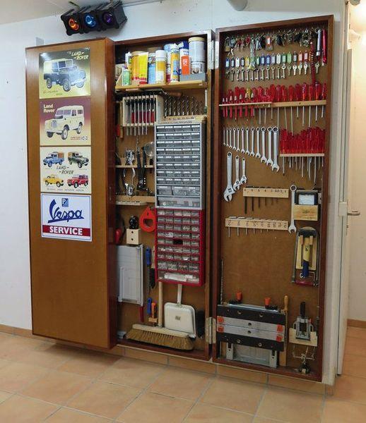 10 Best Garage Organization Ideas