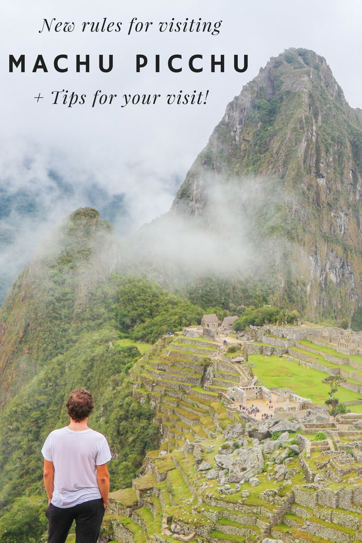 One of the top destinations in Peru, Machu Picchu has some of the most beautiful ruins in the world. Situated amongst nature and only reachable by train or a hike, it's perfect for those with a severe case of wanderlust and desire for adventure. Being such a popular travel destination, new rules were introduced in July 2017 to protect the UNESCO world heritage site.  This guide covers tips for your trip as well as the new rules such as mandatory guides and limited time.