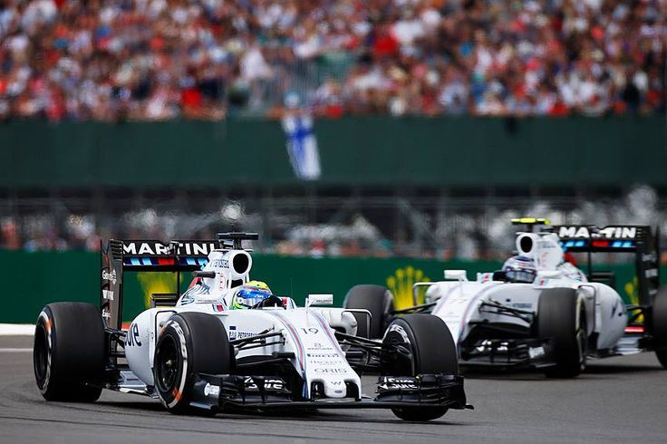 F1: Williams e Massa não tinham chances de vencer em Silverstone