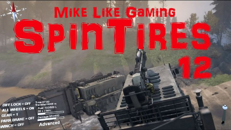 I found a dumb solution to a dumb problem in this episode of my playthrough of SpinTires Volcano Map 12.