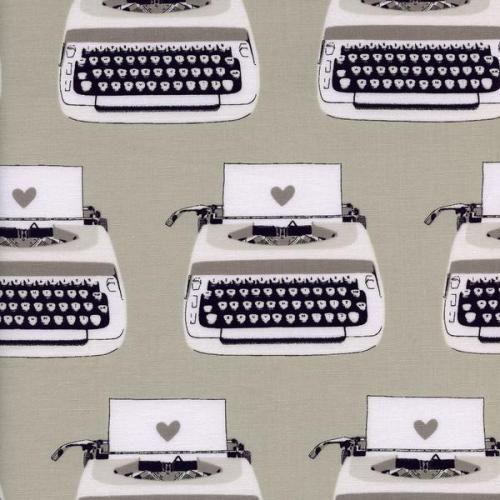Black & White - Typewriters