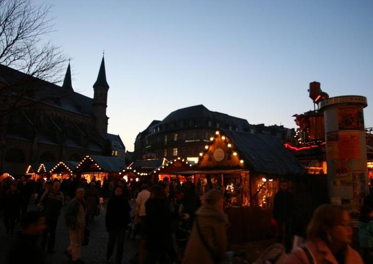 "Bonn Christmas Market. Bonn Christmas Market. ""Bonn Christmas Market"""