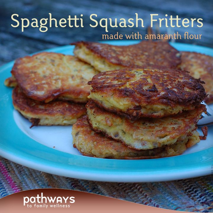Have some leftover spaghetti squash from dinner? We have a savory treat for you.