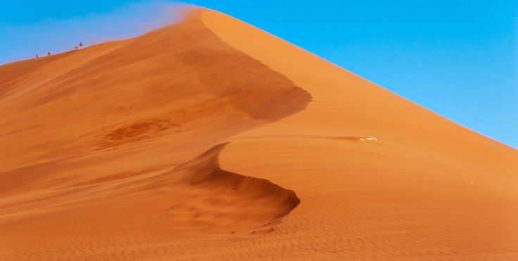#94 of the #365reasonstovisitAfrica - Dune 45, is one of the many attractions of Namibia, which came into existent from sand blowing from the Kalahari. Best photographed during the morning or evening. 12 Day Namibian Experience http://goo.gl/IqM8oq Wildlife on Youtube http://bit.ly/1Xe0kZX Follow on Instagram http://bit.ly/1SWvfqB #wanderlustwednesday #Namibia Follow us on Pinterest :)
