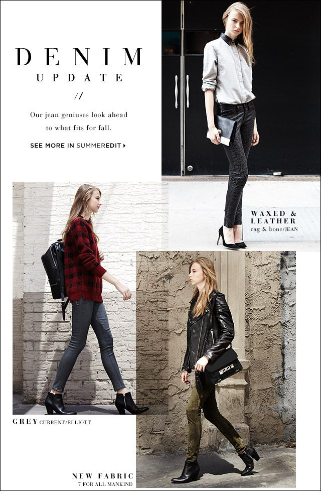 Saks - How Do You Denim?