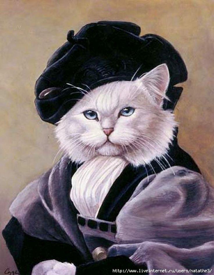 """""""Portrait of Baldassare Castiglione (Raphael)"""" par Melinda Copper"""