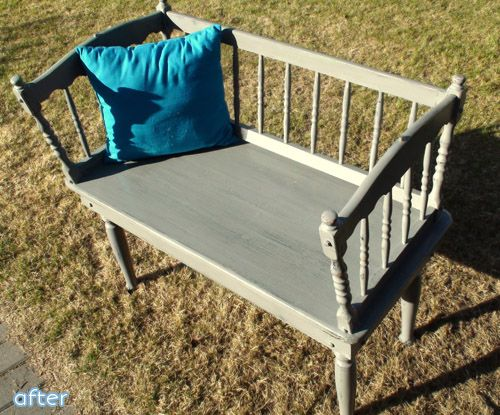 from cradle to bench