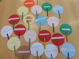 Jardim de Infância de Lagameças: Rimas com os Nomes