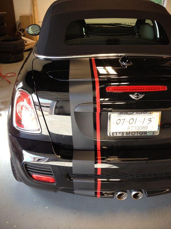 Carbon Fiber Car Mobile Garage : Best i m a mini lover and owner images on