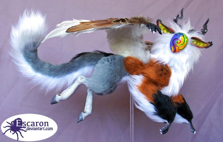 My Spiritual Companion Corona - Art Doll by Escaron on DeviantArt