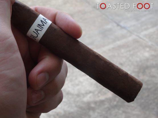 Cigar Review: Guaimaro Torpedo | Toasted Foot | Cigar News & Reviews