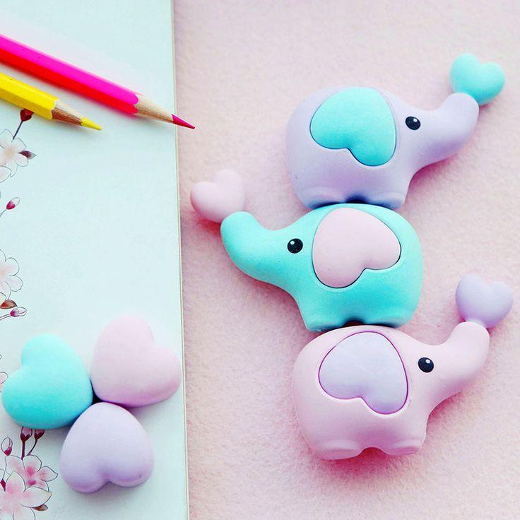 Hot-Selling-Creative-Popular-DIY-Elephant-Cartoon-Eraser-font-b-Cleaning-b-font-Art-Writing-Homework.jpg (800×800)
