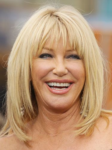 Best Hairstyles for Women Over 50 - Celebrity Haircuts Over 50 - Good Housekeeping