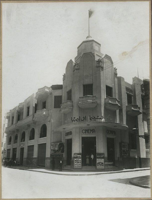 #Olympia, #Alexandria, #cinema