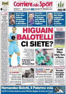 #PrimeraPlana Il Corriere Dello Sport del 22/10/13