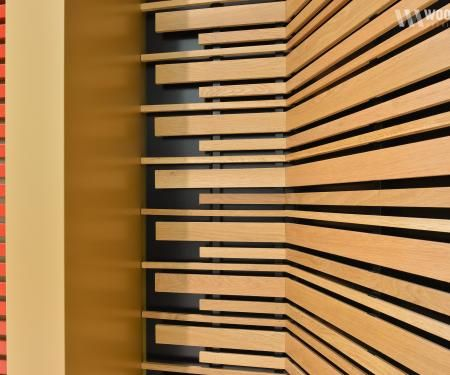 Exciting New Timber Batten Shapes | Woodform