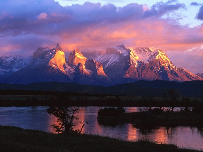 Torres del Paine National Park in Chile / http://www.rostyleandlife.com/ro/pl/home/63-lifestyle-pl/podroze-pl/1891-torres-del-paine