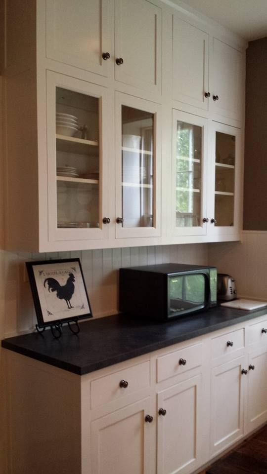 17 best images about my home on pinterest white cabinets for Benjamin moore paint for kitchen cabinets