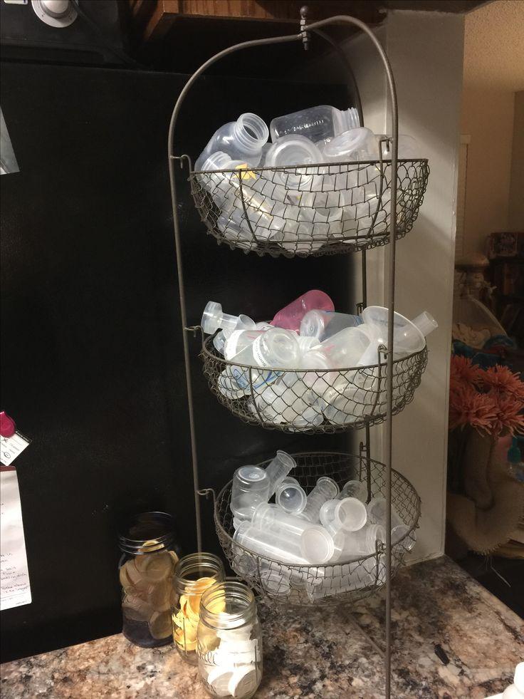 Best 25 baby bottle storage ideas on pinterest for Baby stuff organizer