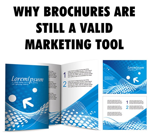 In an increasingly paperless, online world, print promotional material may seem endangered to many, but there are several reasons why your organization should offer brochures. If you're considering discontinuing them — or already have — you should probably reconsider....
