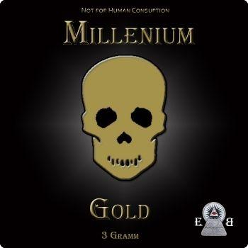 Dieses ist die mittelstarke Variante der Millenium Räuchermischungen. Die Millenium Gold Kräutermischung vereint die frischen Aromen der Millenium Silver Kräutermischung mit der stärkeren Wirkungsweise der Millenium Platinum Kräutermischung.