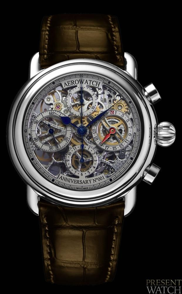 Aerowatch at BaselWorld, news and press releases about luxury watches and timepieces