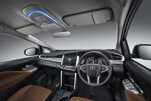 Interior Look All New Kijang Innova Tipe V