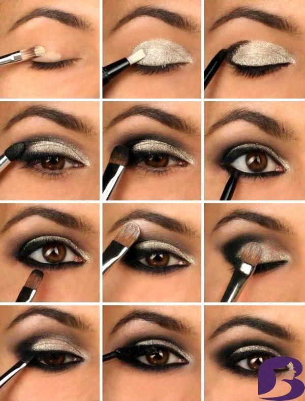 Wie kann man Augenschminke für braune Augen anwenden, um die Augen attraktiver …
