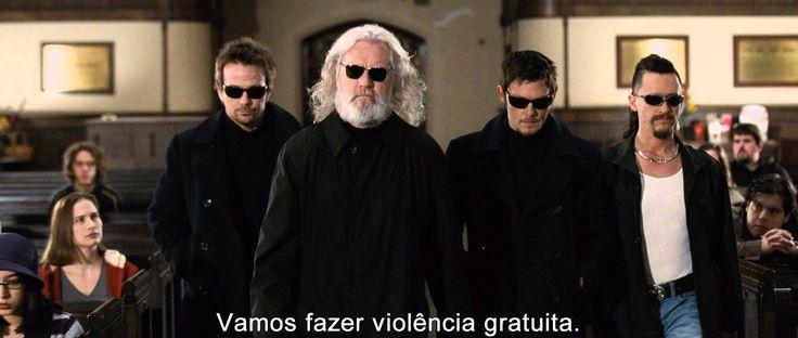 Santos Justiceiros 2- O Retorno filme completo