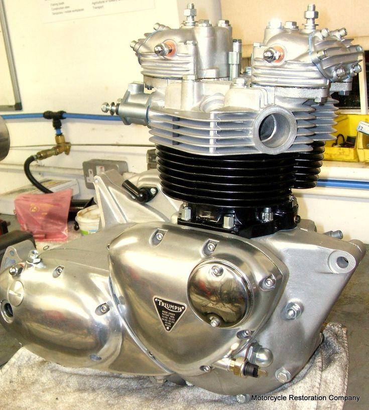 Triumph 750 twin