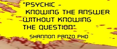 Psychic ~ MindToMind-Quotes