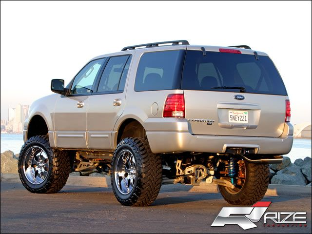 2017 F250 Lifted >> Rize Expedition Lift | Auto | Pinterest | Ideas