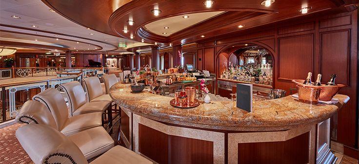 Queen Victoria Luxury Ocean Liners - Cunard Cruise Line
