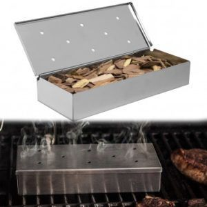 For best smoke infused flavor to barbecue grilling For Propane Gas, Electric, Charcoal, Char Griller Converts ordinary cookers http://grillinglover.org/best-electric-grills/