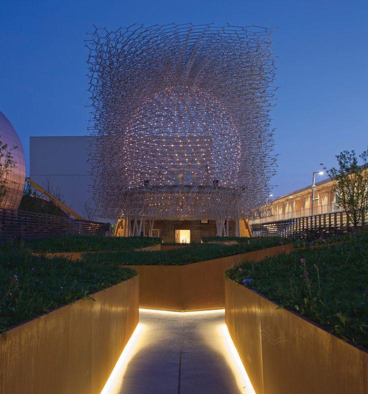 2015 AL Design Awards U.K. Pavilion Milan Expo 2015 Milan   Architectural Lighting & 108 best illUMINATING images on Pinterest   Architecture Ceilings ... azcodes.com