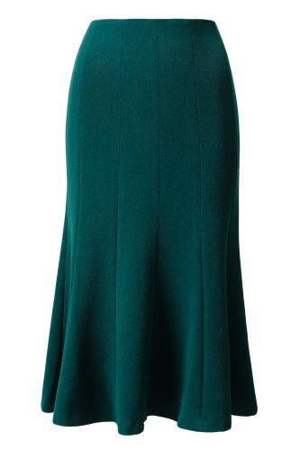 Why You've Got To Shop H&M This Spring #refinery29  http://www.refinery29.com/2013/12/58467/hm-spring-2014#slide29  H&M Flared Skirt, $49.95, available at H&M.