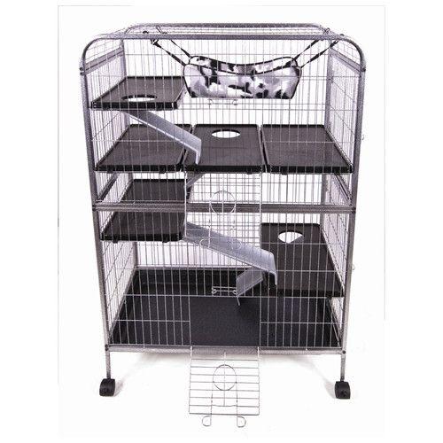 best 20  chinchilla cage ideas on pinterest