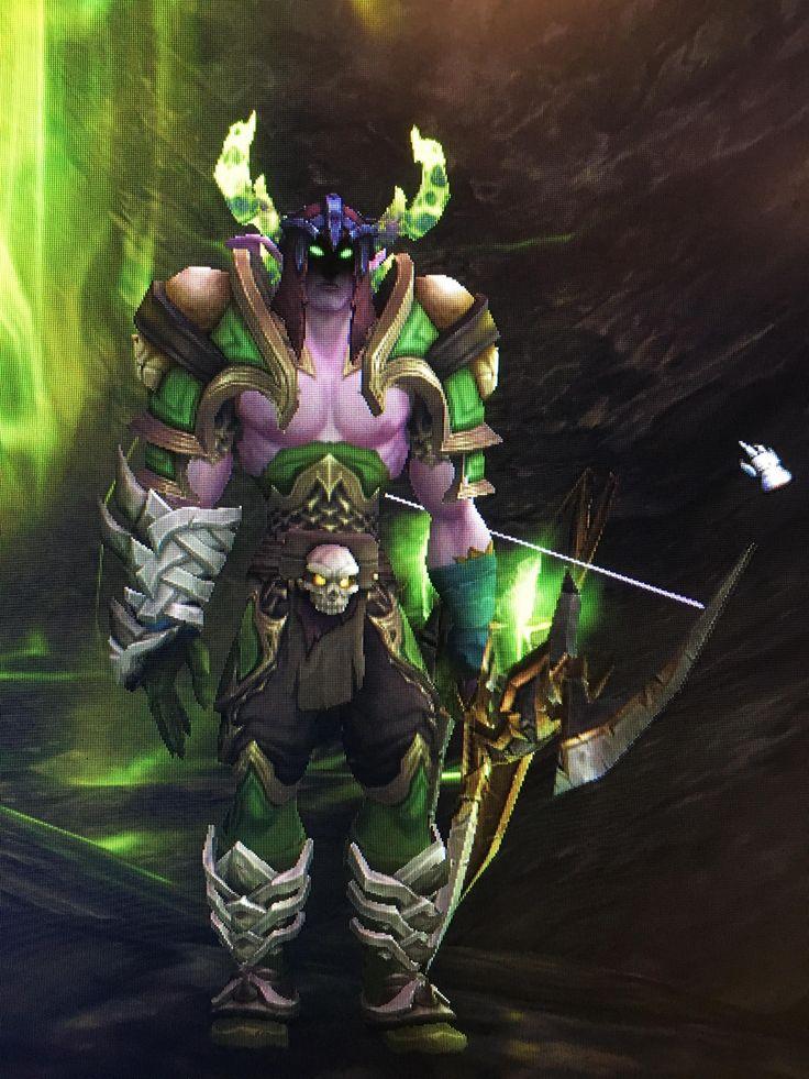 If Illidan was a normal hunter #worldofwarcraft #blizzard #Hearthstone #wow #Warcraft #BlizzardCS #gaming