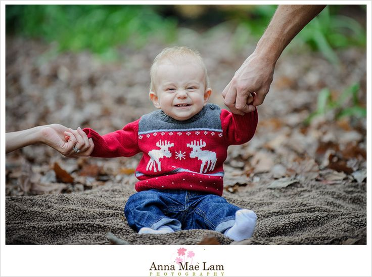 Christmas Baby Reindeer Sweater Holiday Family Card Photo Ideas Outfit Inspiration Los Angeles