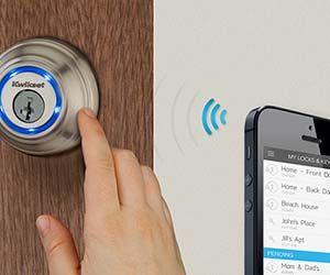Keyless Door Lock | Front doors, Doors and Smartphone