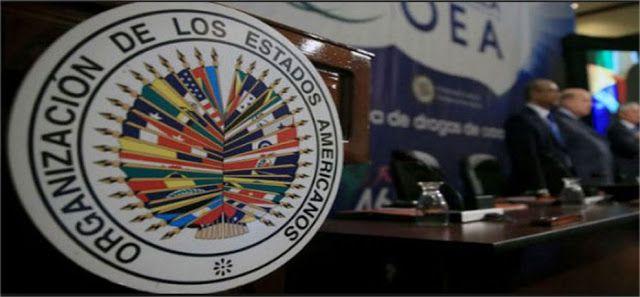 Diputados opositores asistirán a la Asamblea de la OEA Luis Florido asiste con los parlamentarios Winston Flores, Franco Caseella y Carlos Lozano (Y ALMAGRO HABRA HECHO LO MISMO CON GENTE OFICIALISTA?, DIGO...)