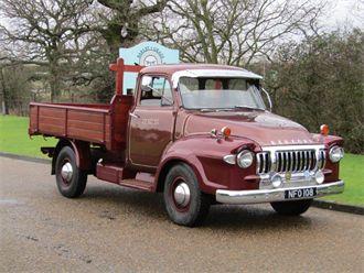 1962 Bedford TJ Truck
